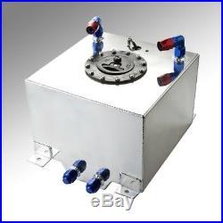 10 Liter Aluminium Benzintank (mit Füllstandsensor)