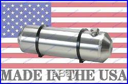 10X24 Inch End Fill Spun Aluminum Gas Tank 8.25 Sandrail, Dune Buggy, Hot Rod