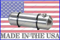 10X36 Spun Aluminum Gas Tank 12 Gallons Sandrail Hot Rod Dune Buggy 3/8NPT