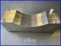12 Gallon Ford Escort Mk2 MK1 Alloy fuel tank Rally Aluminium Rallyweld GRP4