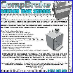 17 Gallon Aluminium Fuel Tank Kit Car/ Race / Rally / Kitcar / Cmb Ft 017