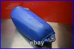 1976 Yamaha YZ125 OEM Fuel Tank Aluminum Yz 125 76 Yz 125c Yz100 YZ175 2gr