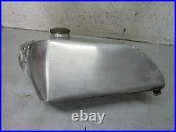 1977 Maico 250 MX Aluminum Gas Tank