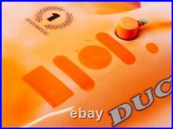 1996 DUCATI 916 Beater Aluminium Fuel Gas Tank 748 996 998 uuu
