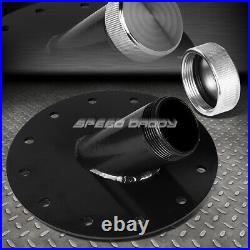 20 Gallon/78l Polished Aluminum Fuel Cell Tank+level Sender+45 Fast Fill Neck
