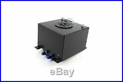 20 Liter Motorsport Kraftstofftank Aluminium Renntank Benzintank fuel cell DASH