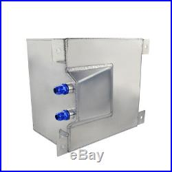 20L Aluminum Fuel Surge tank with sensor Fuel cell 20L with cap/ foam inside