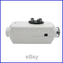 2KW Aluminum Alloy Car Air Diesel Heater Fuel Tank for Truck Boat Trailer 12V UK