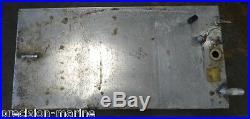 305-B 30 Gallon, Bellow Deck Aluminum Fuel Tank, Coast Line Marine
