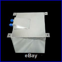 30L Fuel Surge tank mirror polished Fuel cell foam inside, without sensor