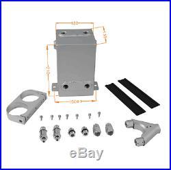 3L Fuel Surge Tank Y Block Bracket for EFI Bosch 044 Fuel Pump