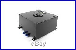 40 Liter Motorsport Kraftstofftank Aluminium Renntank Benzintank fuel cell DASH