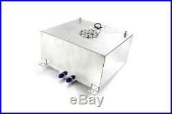 58 Liter Motorsport Kraftstofftank Aluminium Renntank Benzintank fuel cell DASH