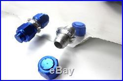 69 Liter Motorsport Kraftstofftank Aluminium Renntank Benzintank fuel cell DASH
