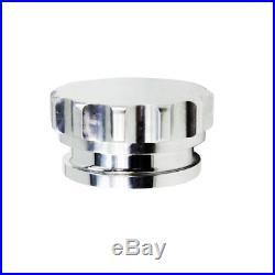 75mm Aluminium Weld on Screw Cap 45mm ID 2 Filler Neck Cap Oil Fuel Water Tank