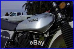 76 81 Yamaha XT500 TT500 Ahrma fuel tank gas aluminum 1979 petcock cap OEM 500