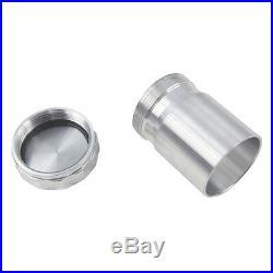 76mm Universal Aluminium Weld On Filler Neck + Cap 47mm ID Oil Fuel Water Tank