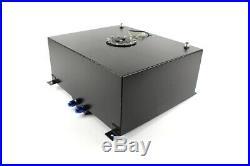 78 Liter Motorsport Kraftstofftank Aluminium Renntank Benzintank fuel cell DASH