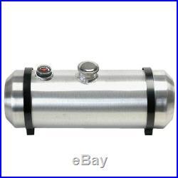 8 Inches X 33 CF Spun Aluminum Gas Tank 7 Gallons With Sight Gauge