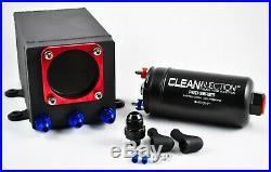 -8 an8 -6 6an 340lph Fuel Pump surge tank 044 bosch external subaru wrx civic