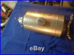 8x16 spun aluminum fuel tank, gasser, rat rod, tractor, boat