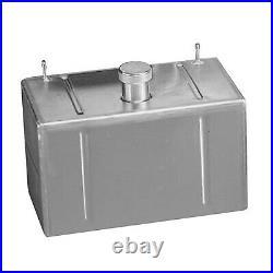 A H Fabrications 3 Gallon Capacity Aluminium Fuel/Petrol Tank 340 x 200 x 200