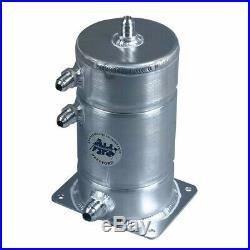 A H Fabrications Universal Alloy/Aluminium Fuel / Petrol Swirl Pot / Surge Tank