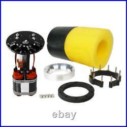 Aeromotive Electric Fuel Pump 18309 Phantom Dual 680 LPH Black Billet Aluminum