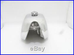 Aluminium Alloy Gas Fuel Tank With Cap Can Fits To Bmw R100 Rt Rs R90 R80 R75c8