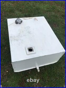 Aluminium Boat Fuel Tank 100l