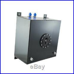 Aluminium Fuel Surge tank with Cap/foam inside Fuel cell 40L without sensor