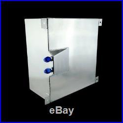 Aluminium Fuel Surge tank with sensor Fuel cell 60L with Cap/ foam inside