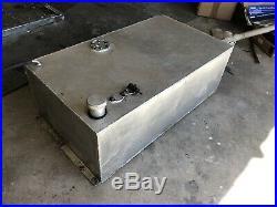 Aluminium Fuel Tank 70lt