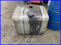 Aluminium Fuel Tank. Diesel Tank. Removed From 18 Ton Iveco No Damage Or Leaks