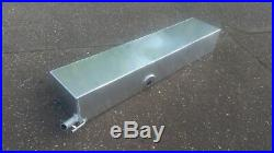 Aluminium Fuel Tank Made To Your Specifications