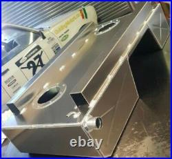 Aluminium Fuel Tank Mk3 Caddy