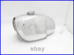 Aluminium Gas Fuel Tank For Bmw R100 Rt Rs R90 R80 R75