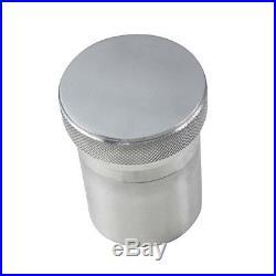 Aluminium Weld On Filler Neck And Cap 2 O. D -Splash Bowl Fuel Tank