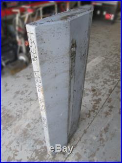 Aluminum Marine Boat Gas Tank Fuel Cell 23 Gallon 52 3/8 X 24 1/2 X 5 1/2