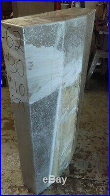 Aluminum Marine Boat Gas Tank Fuel Cell 71 Gallon 62 x 30 x 10