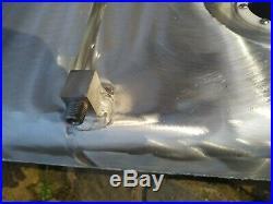 Austin Healey 3000 Aluminium Fuel tank