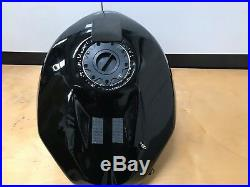 BMW ALPHA RACING 23.5l BLACK PAINTED ALUMINIUM RACING TANK 1611A235A00-01