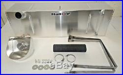 BMW E30 Aluminium Rally Race Fuel Tank Kit with filler bowl and fixing straps