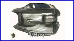 BMW R100 RT RS R90 R80 R75 POLISHED ALUMINUM PETROL TANK WITH CAP Fit For