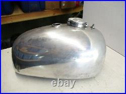 BSA Victor Aluminum Alloy Gas Fuel Tank #2 GS