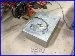 Beach buggy fuel tank / Trike / go cart custom made aluminium with descender