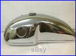 Benelli Mojave Cafe Racer 260 360 Aluminum Petrol Tank Seat Hood With Cap& Tap