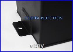 Black 340LPH -8 an8 8an 6an -6 an6 Fuel Pump 2L surge tank kit 044 bosch Intake