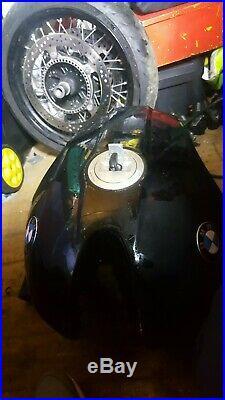 Bmw R Nine T R9t K21 Oem Aluminium Fuel Tank