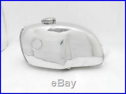 Bmw R100 Rt Rs R90 R80 R75 Alloy Aluminum Polish Gas Fuel Petrol Tank+ Monza